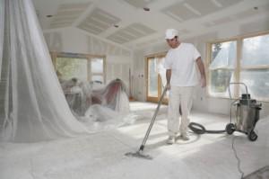 почистване след ремонт на домове и офиси
