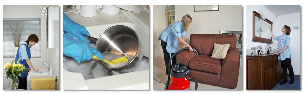 абонаментно почистване на  домове